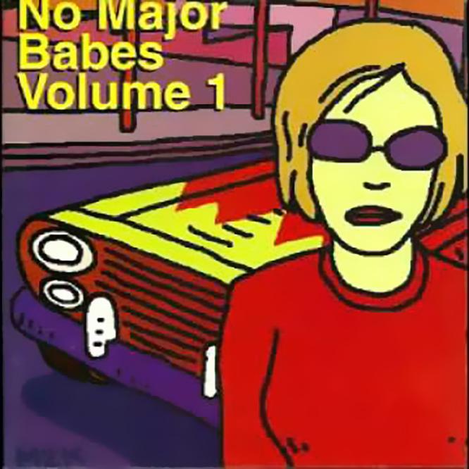 No Major Babes Volume 1